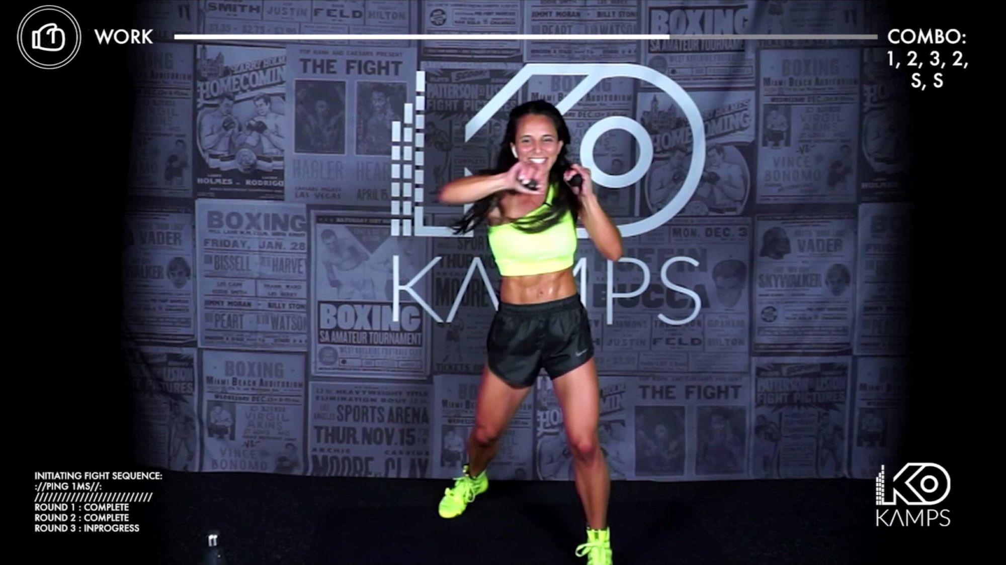 Kamps Fitness KO