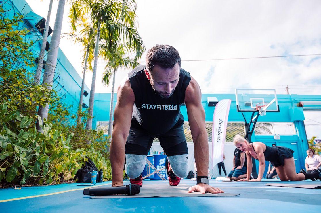 South Florida Sweat Guide: April 2021