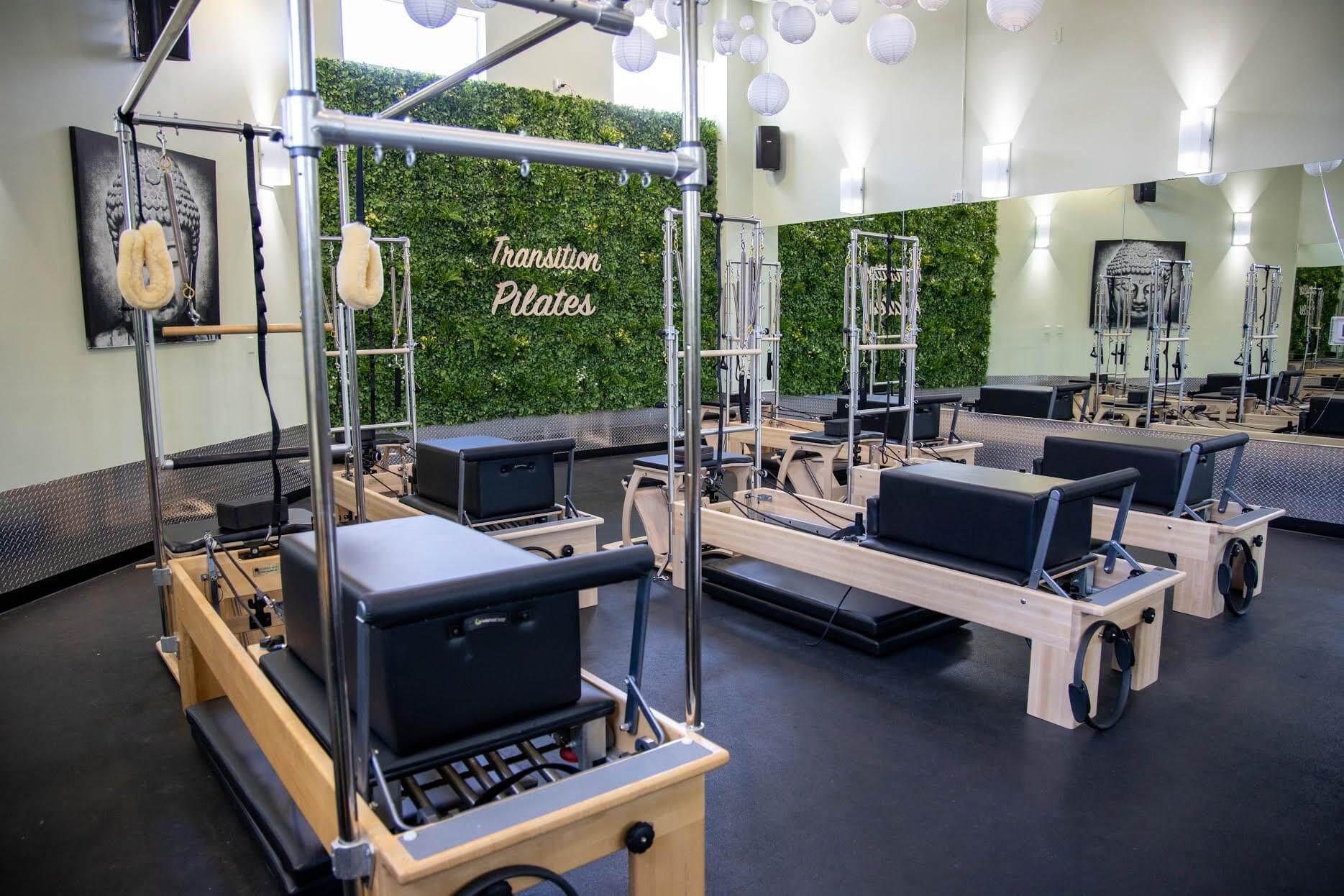 Transition Pilates