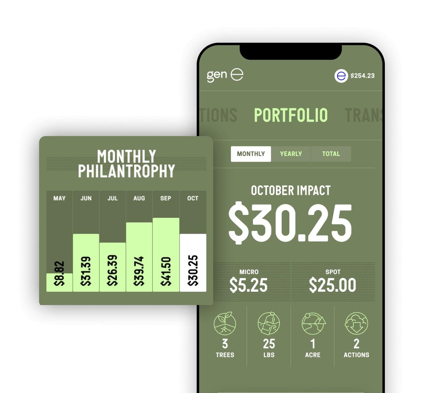 Gen E Fintech App