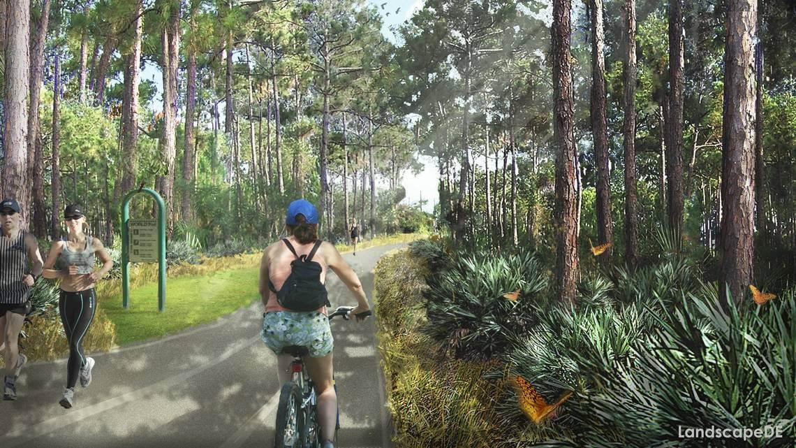Ludlam Trail Miami