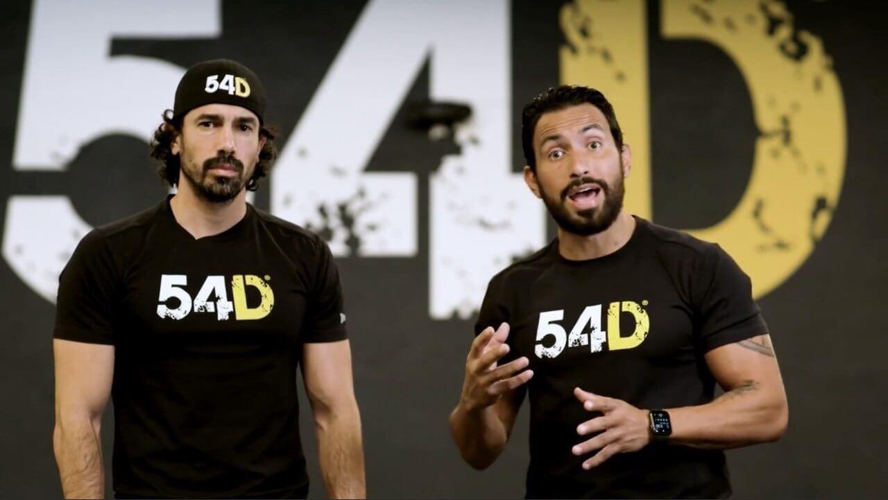 Rodrigo Garduño and Rodrigo de Ovando of 54D