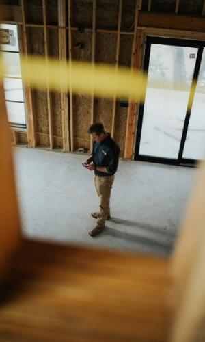 Brady Colt Custom Home project
