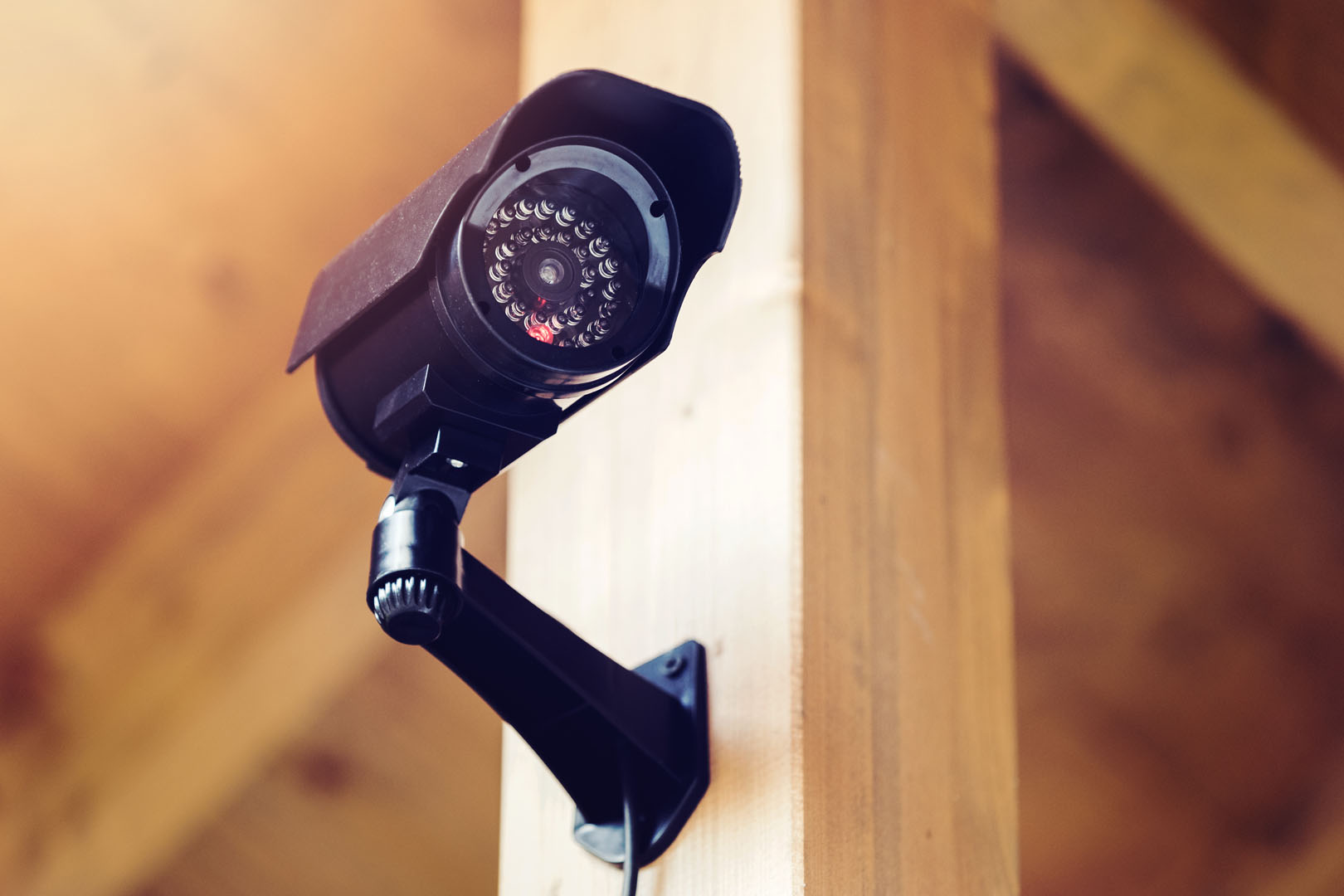Kamera og videoovervåkning