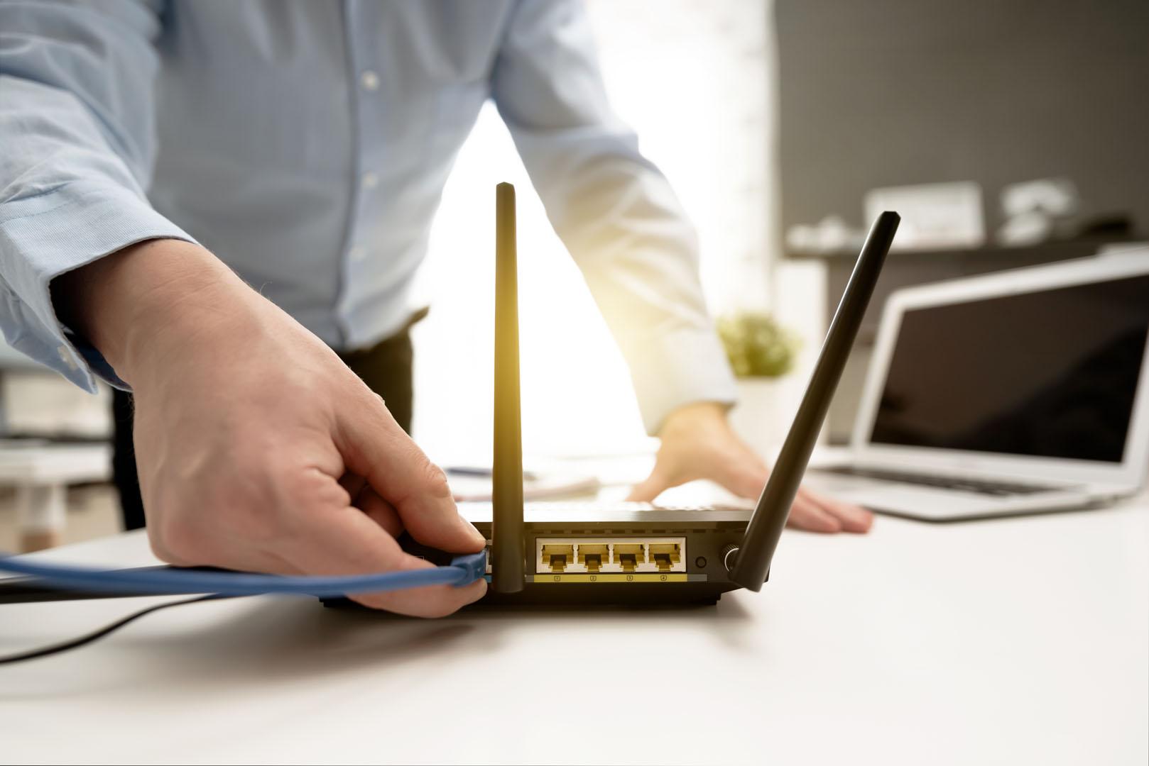 Aasberg Alarm og Internetts installasjonsprosess