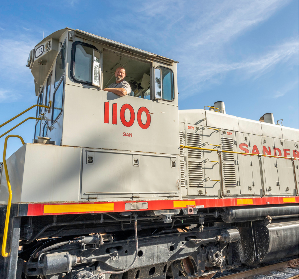 Sandersville Railroad Company facts and figures
