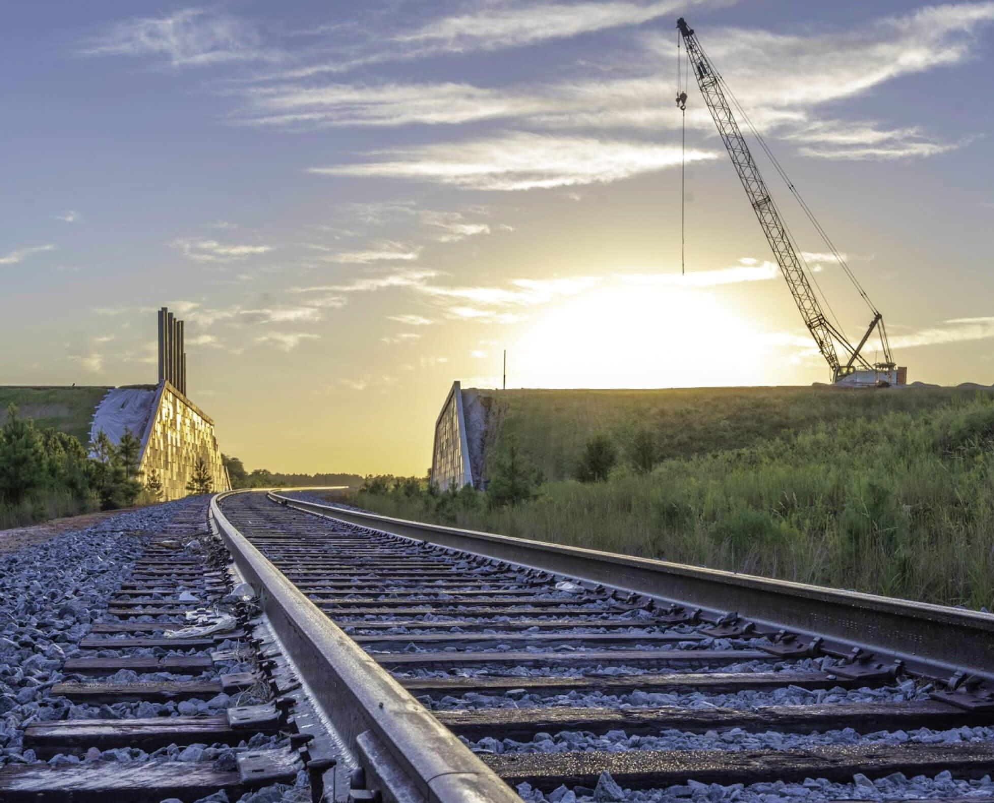 Sandersville Railroad Company railline