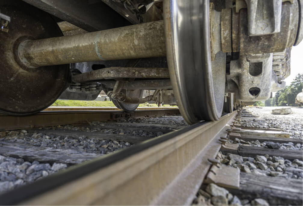Sandersville Railroad Company weigh in motion
