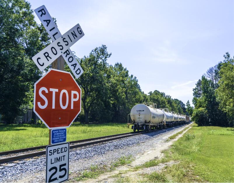 Sandersville Railroad Company services
