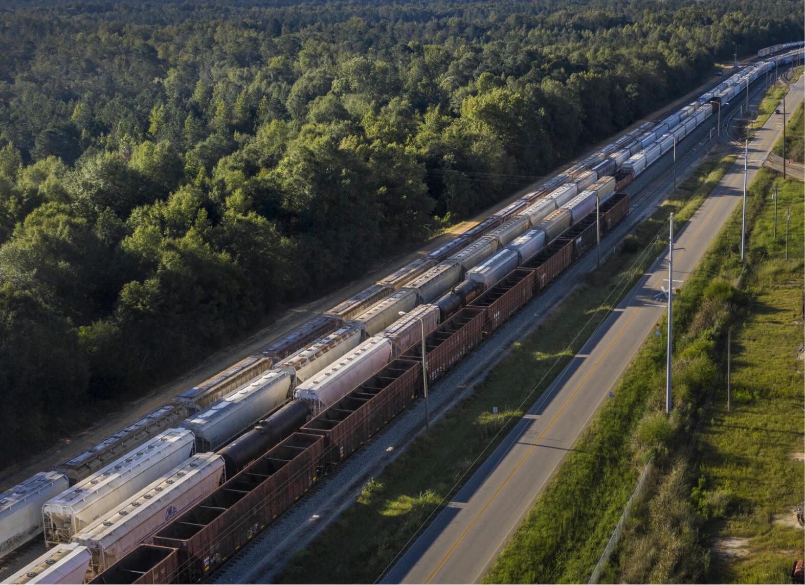 Sandersville Railroad Company storage