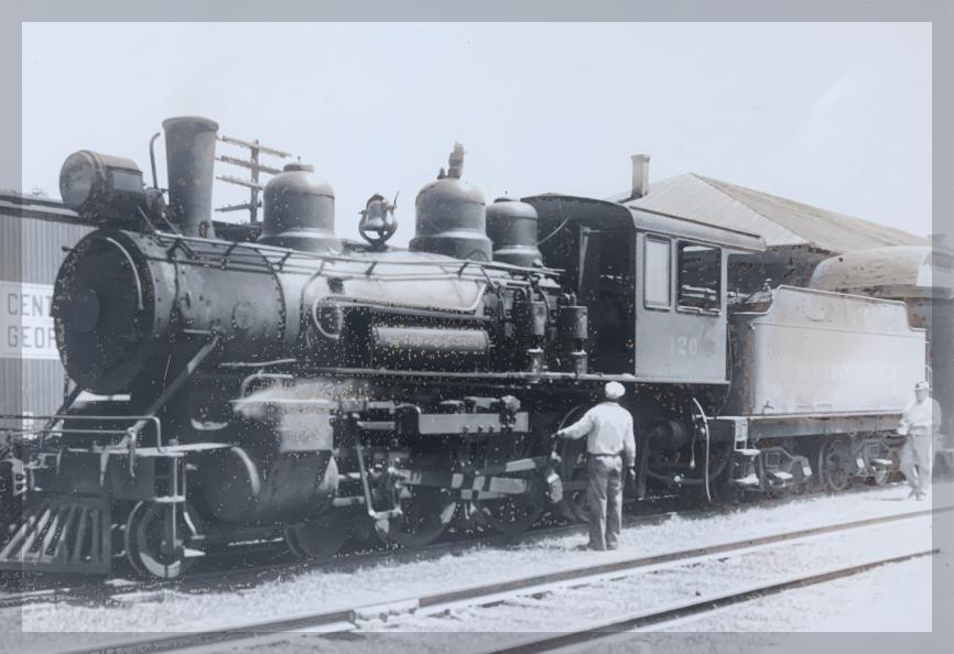 Sandersville Railroad Company history