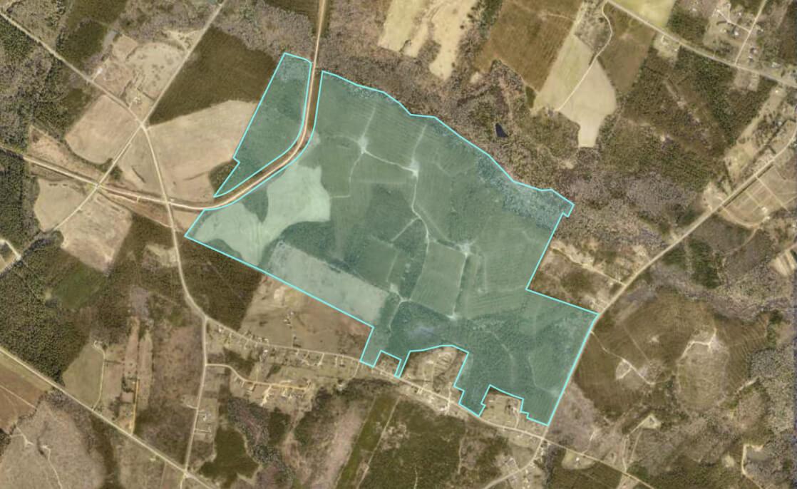 Sandersville Industrial Site