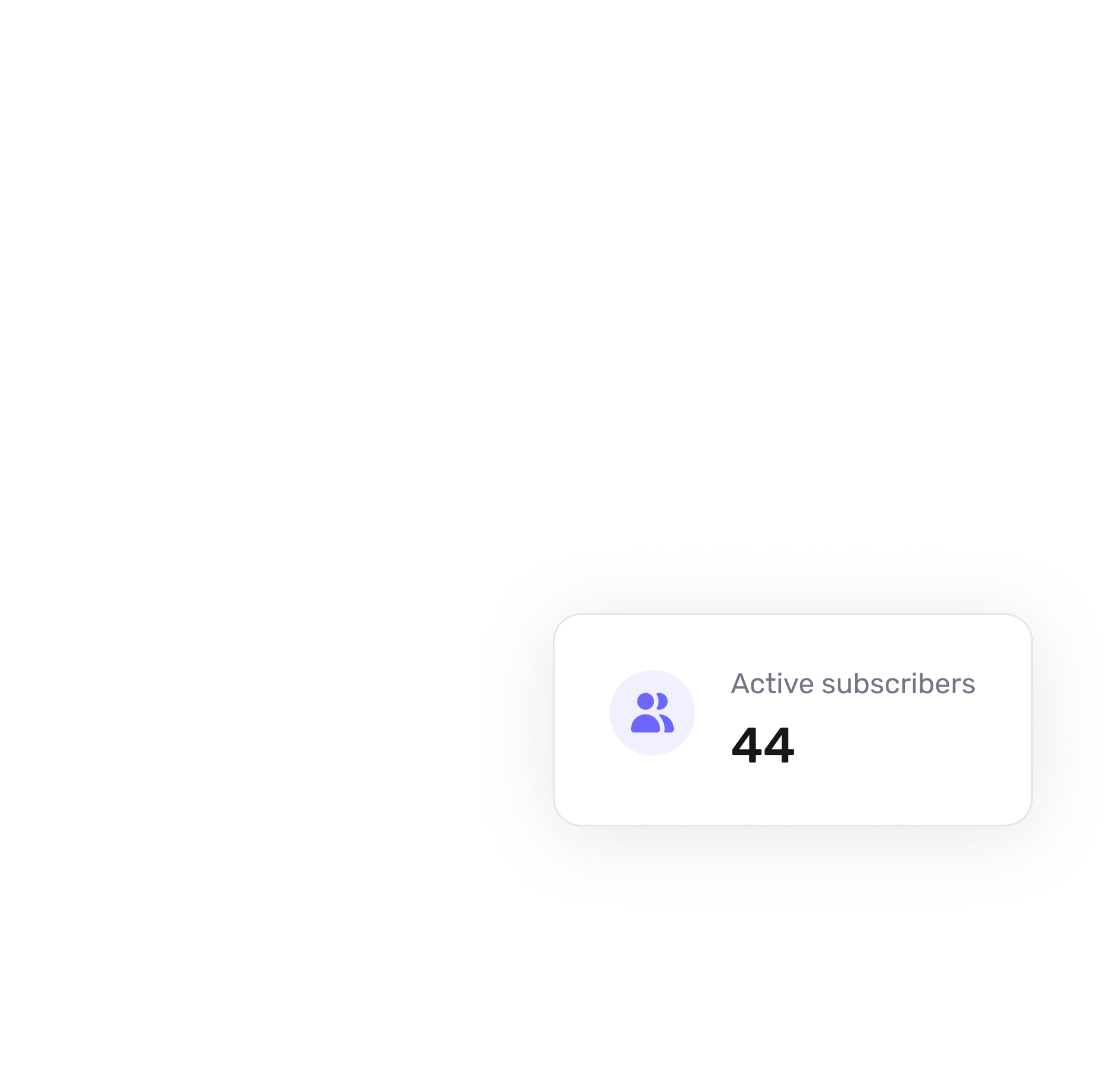 CoachSnap makes it easy for coaches to grow subscribers and build recurring revenue.