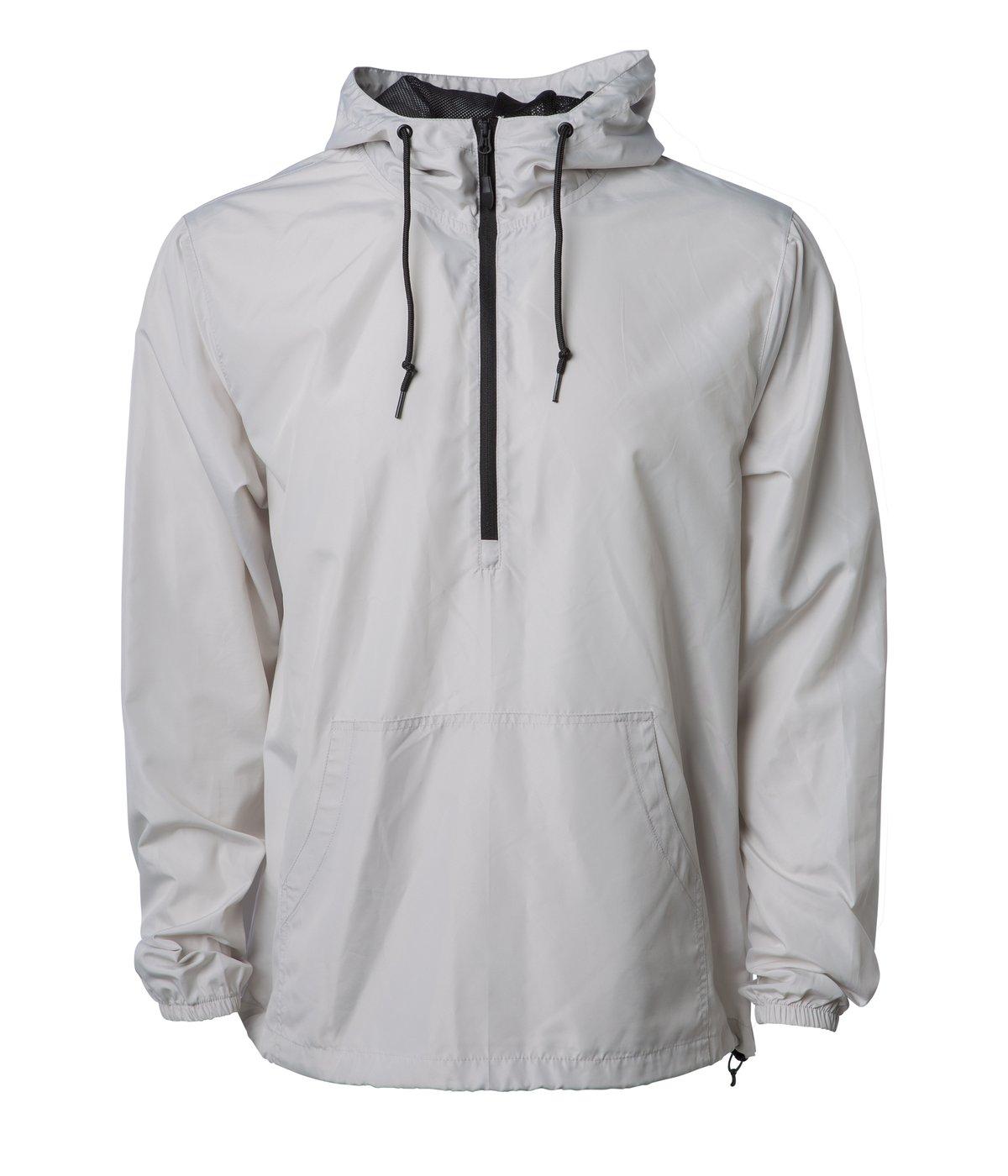 Independent Lightweight Windbreaker Anorak Jacket