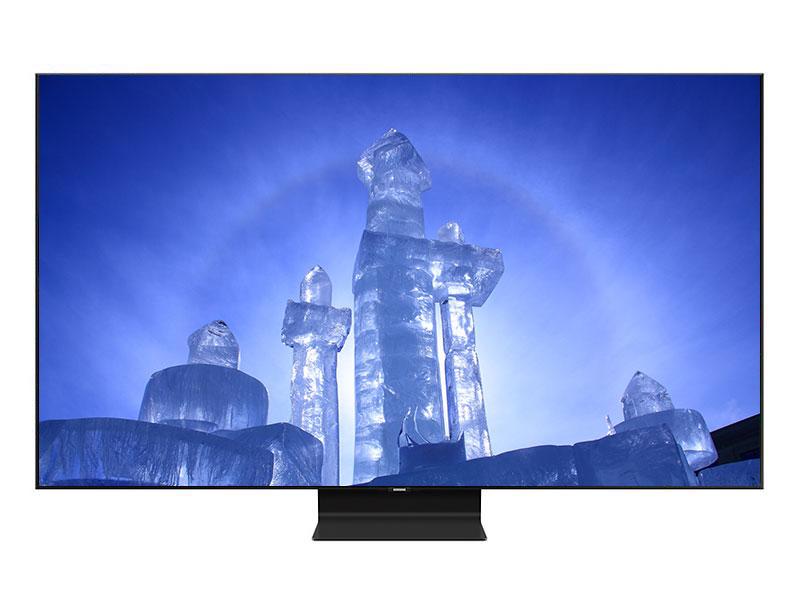 """Samsung 55"""" 4K UHD HDR QLED Smart TV"""