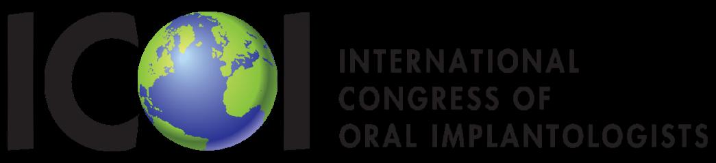 International Congress of Oral Implantologist logo