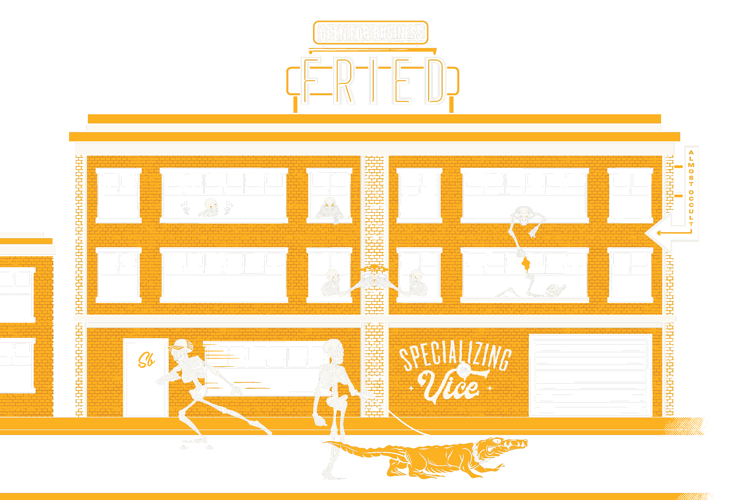Fried Design Company - AN INDEPENDENT BRAND DESIGN STUDIO SPECIALIZING IN VICE