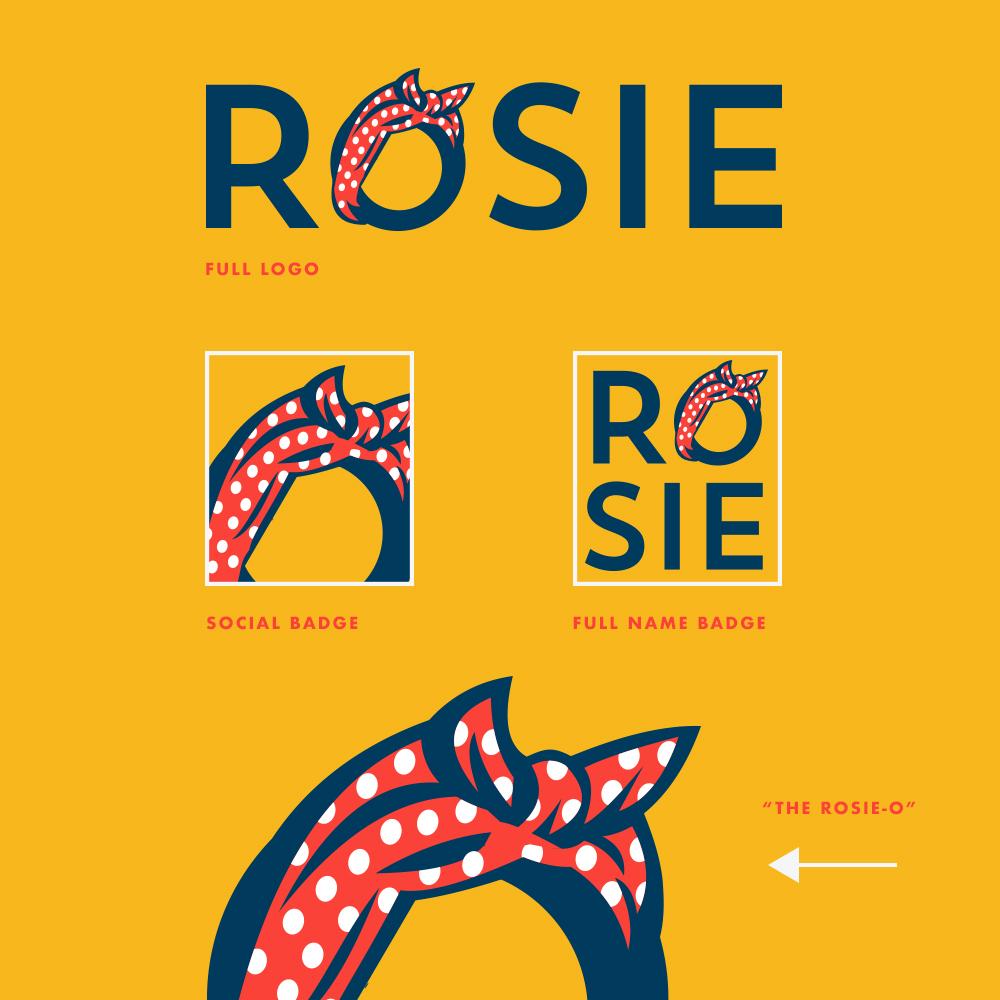 Graphic Design & Branding - Rosie