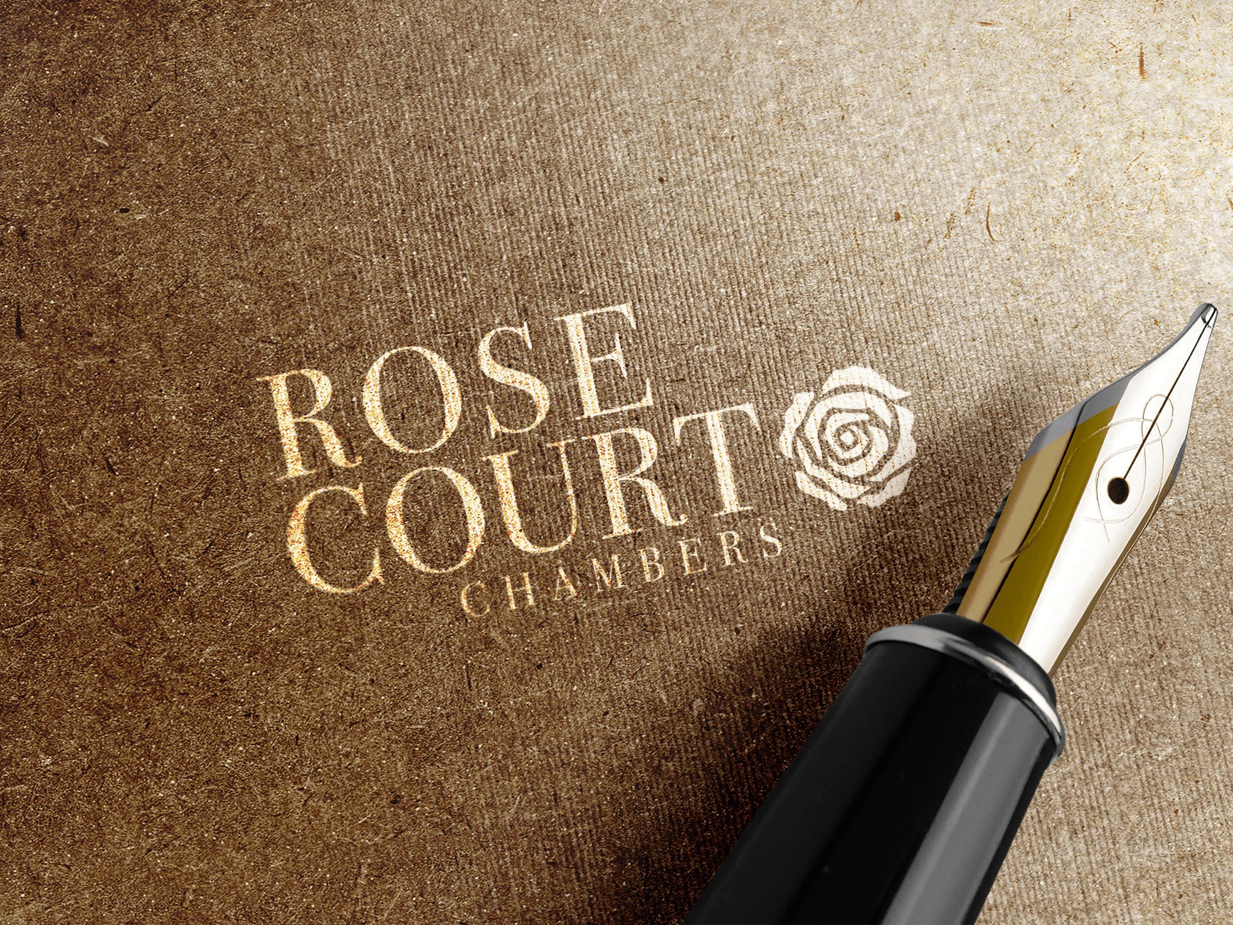 Rose Court Pen