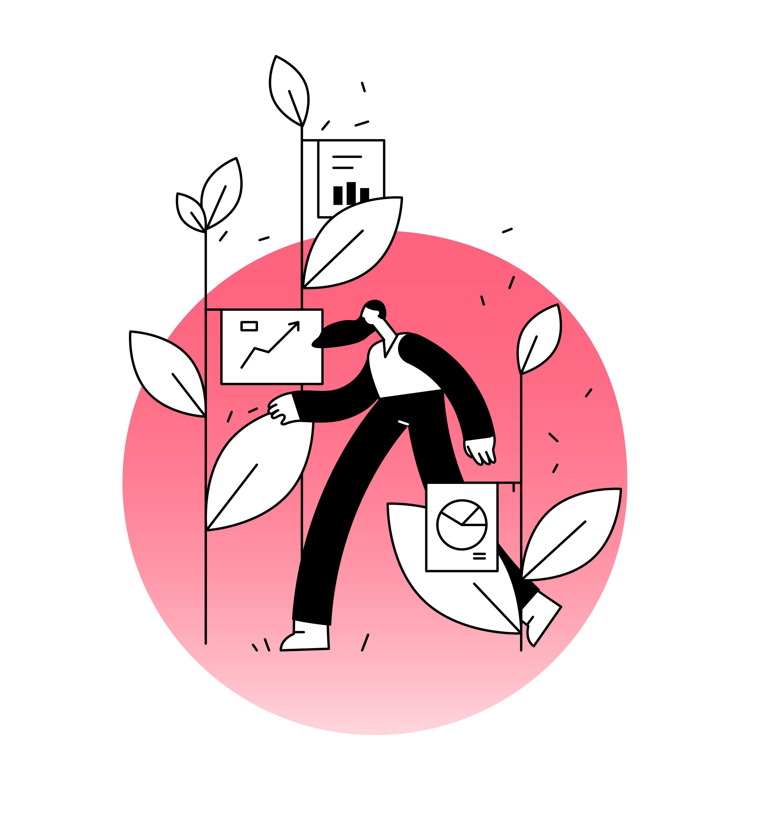 Sådan arbejder I langsigtet med jeres markedsføring (og måler det)