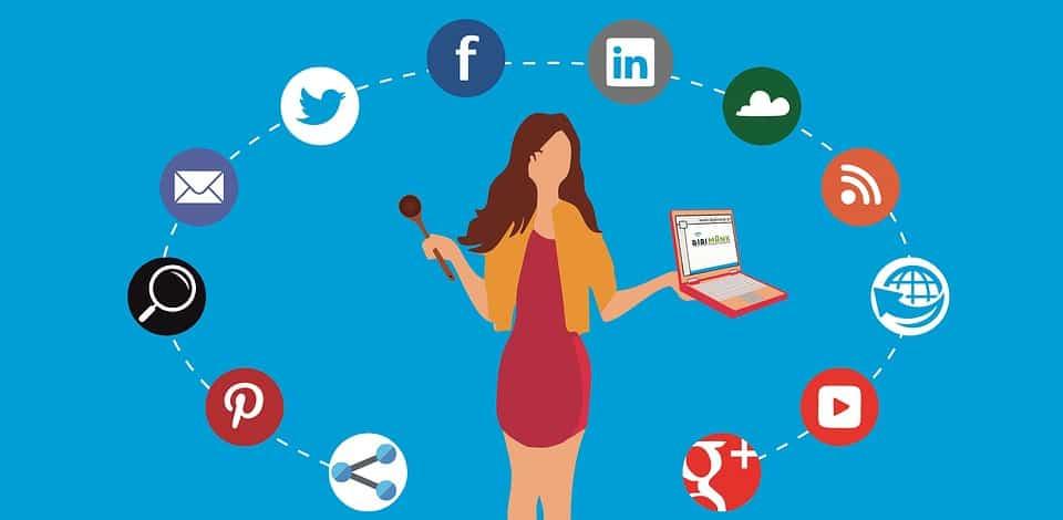 different digital marketing techniques