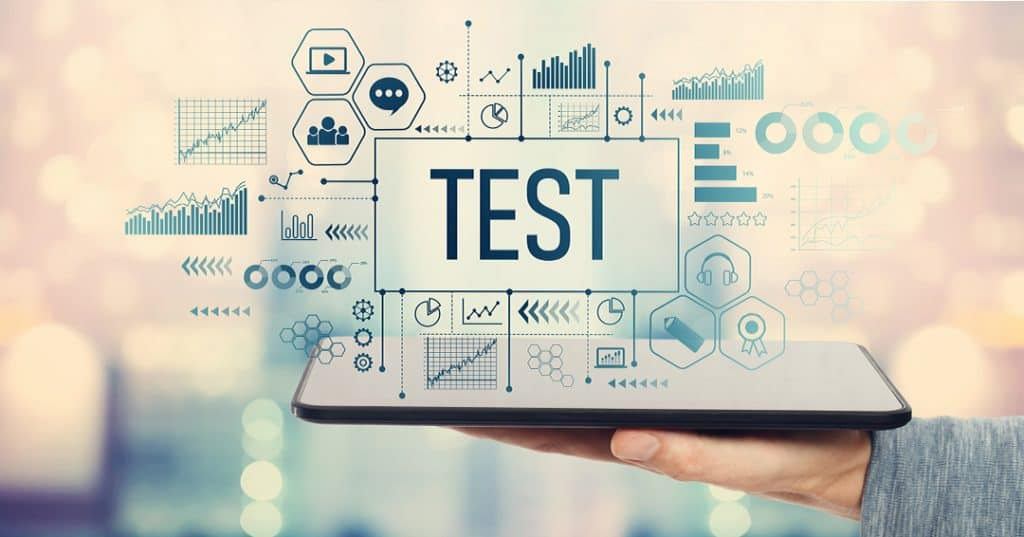Small Business Marketing Agency Testing