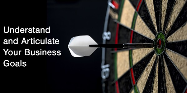 small digital marketing agency goals