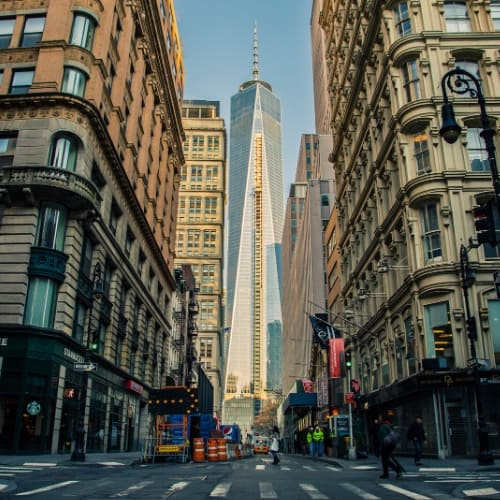 size of the firm matters when looking for small business help in NYC