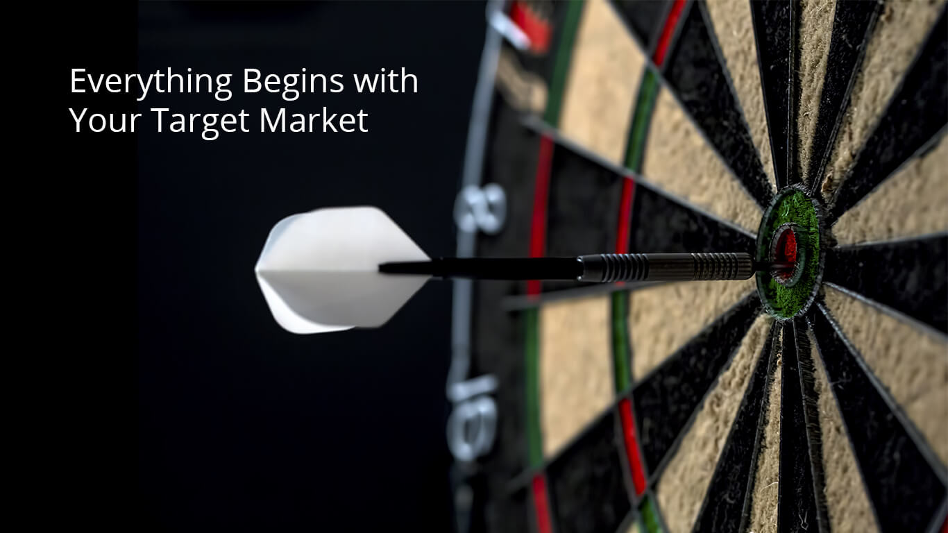 Illustrates the importance of a target market definition for social media marketingf