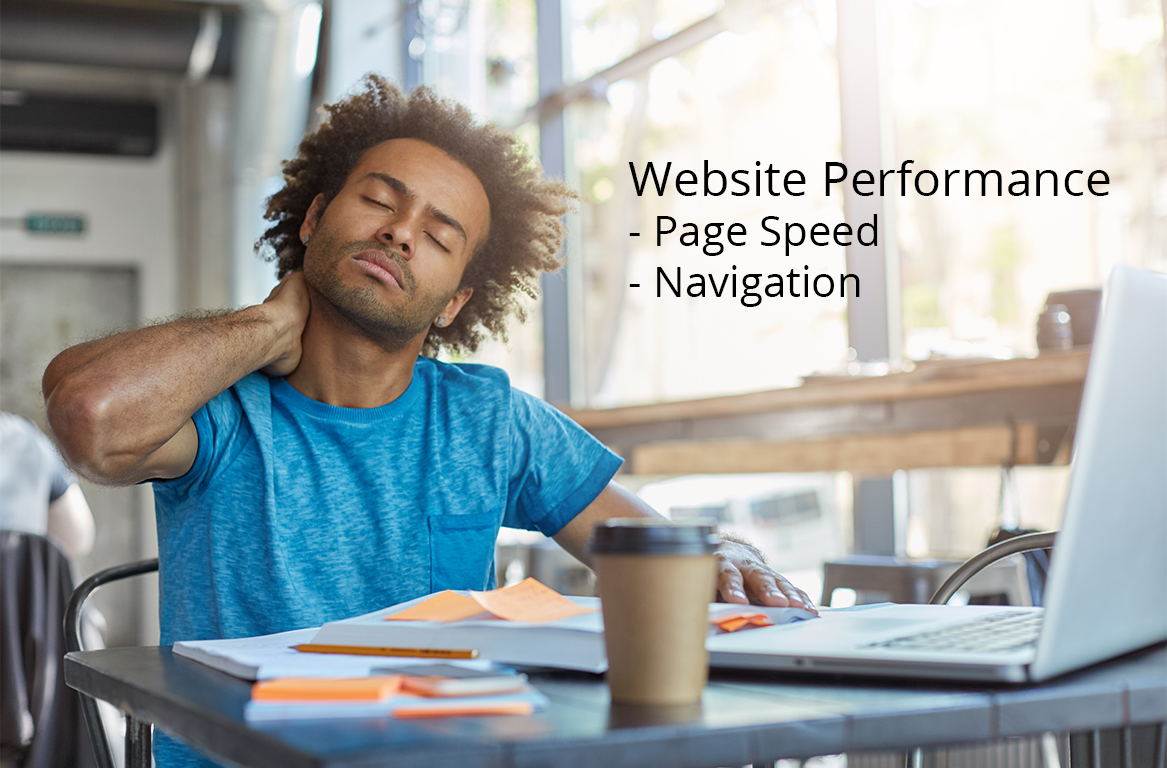 Digital Marketing Report Card: Web Design & Performance