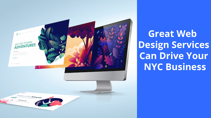 Web Design Services NYC