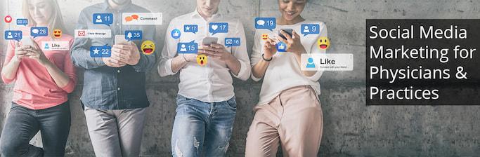 Social Media Marketing for Doctos