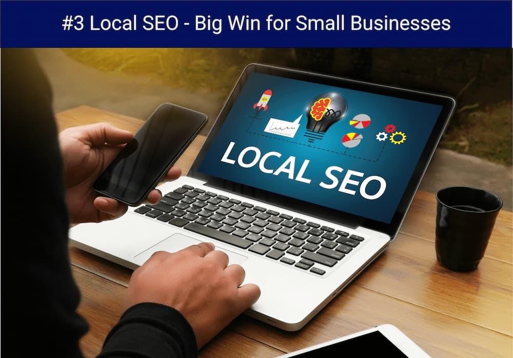 Small Business Digital Marketing Local SEO