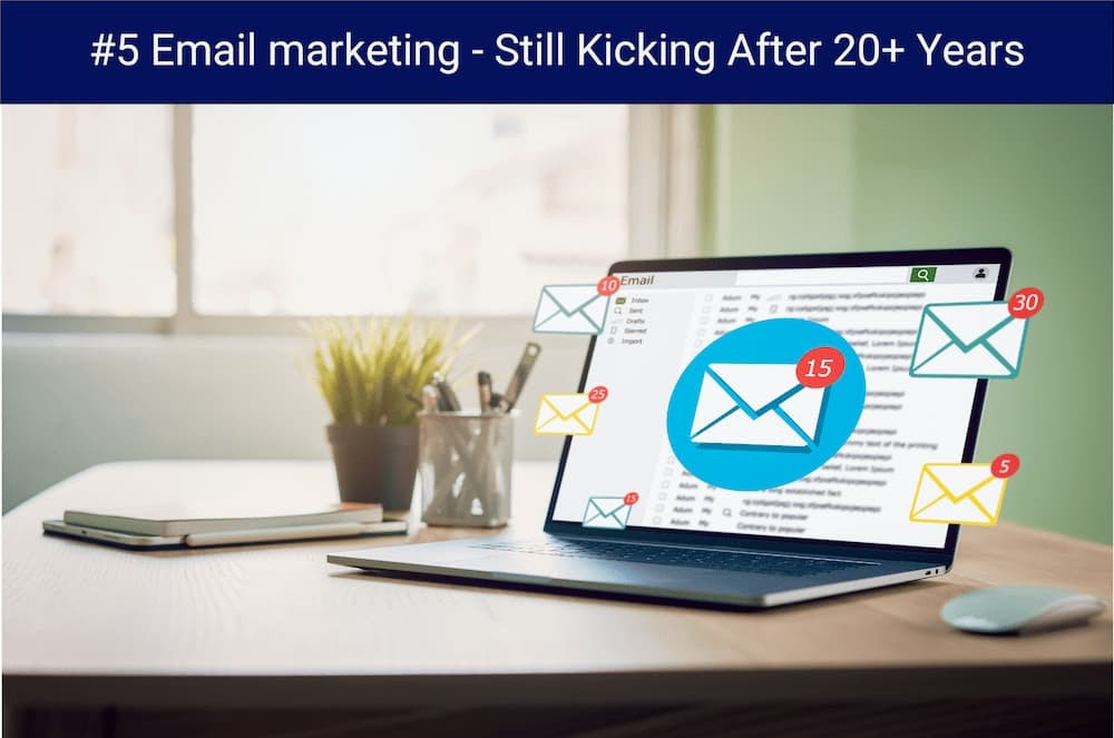 digital marketing for small business email marketing