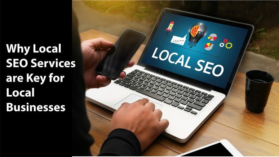 Small business marketing local SEO