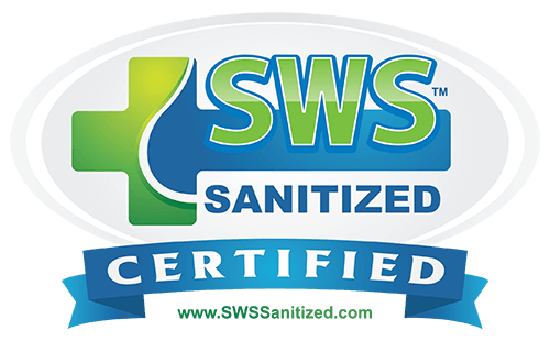 SWS sanitization certification