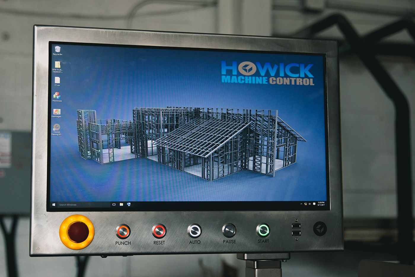 steel panel framing software