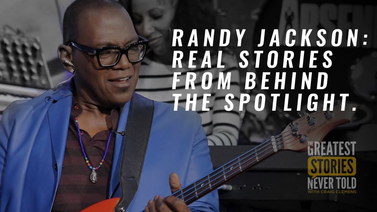 Episode 03: Randy Jackson