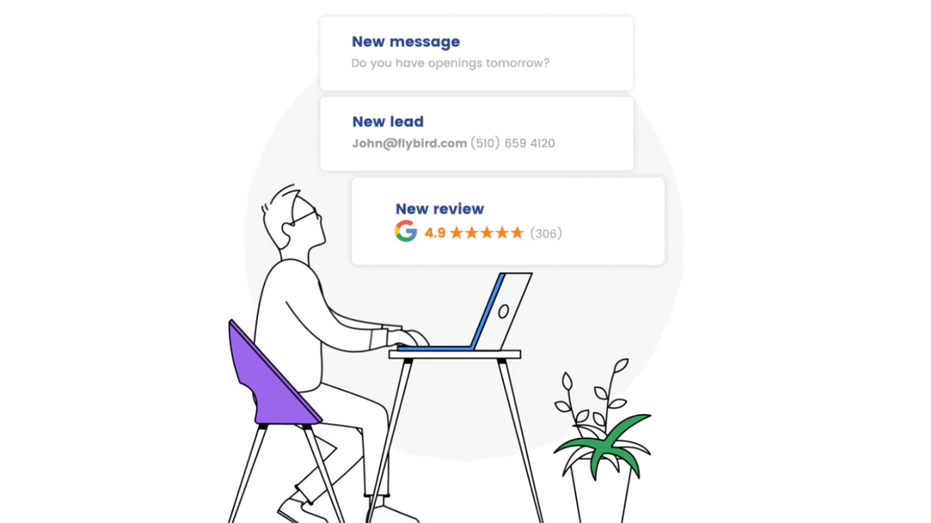 how to manage patient reviews using birdeye online reputation