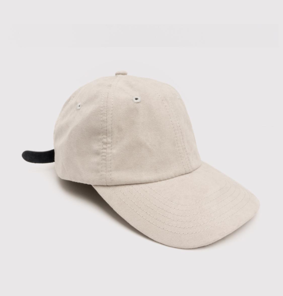 Suede Dad Hat - Light