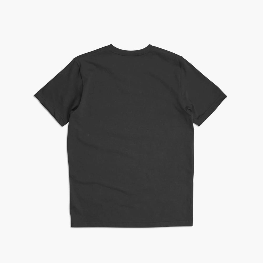 Badge T-shirt (Black)