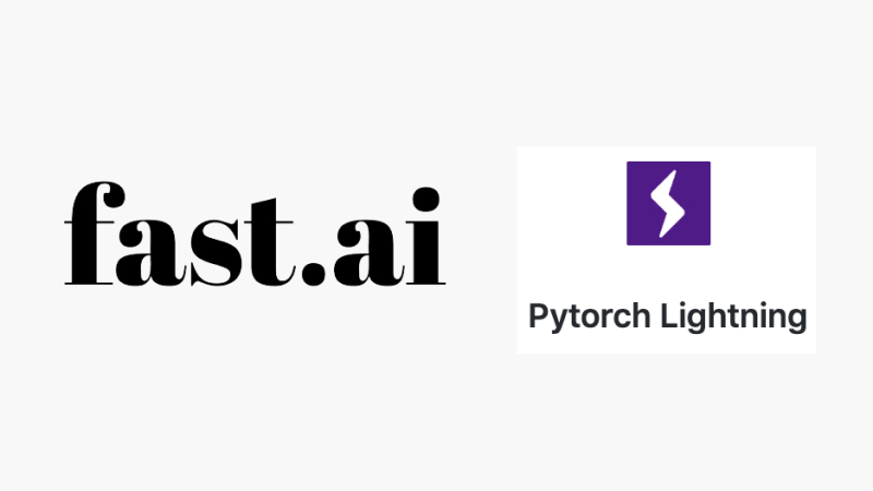 fastai and PyTorch Lightning are democratising AI