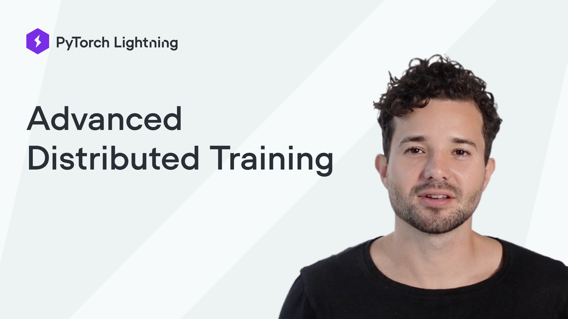 Advanced Distributed Training