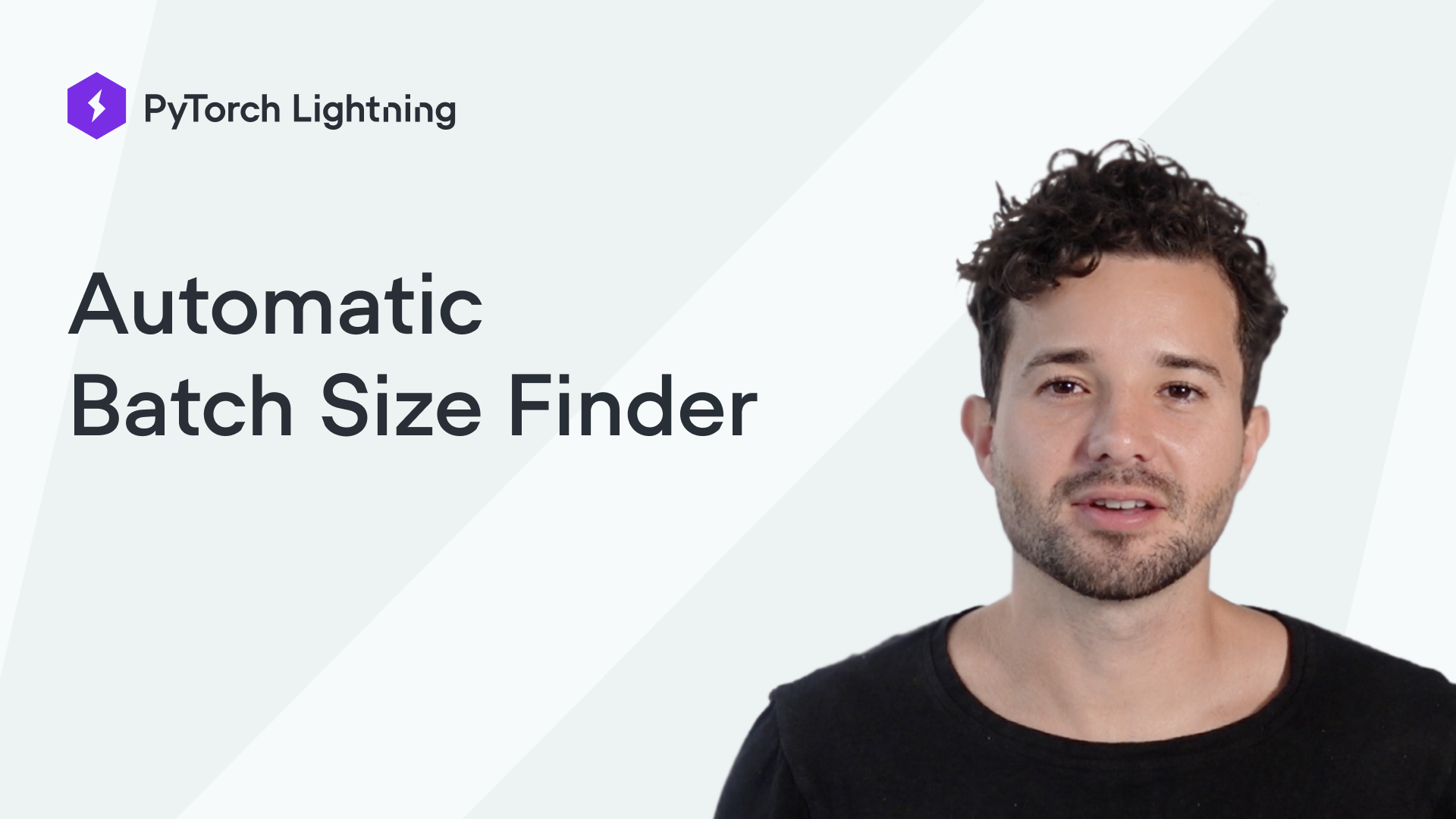 Automatic Batch Size Finder