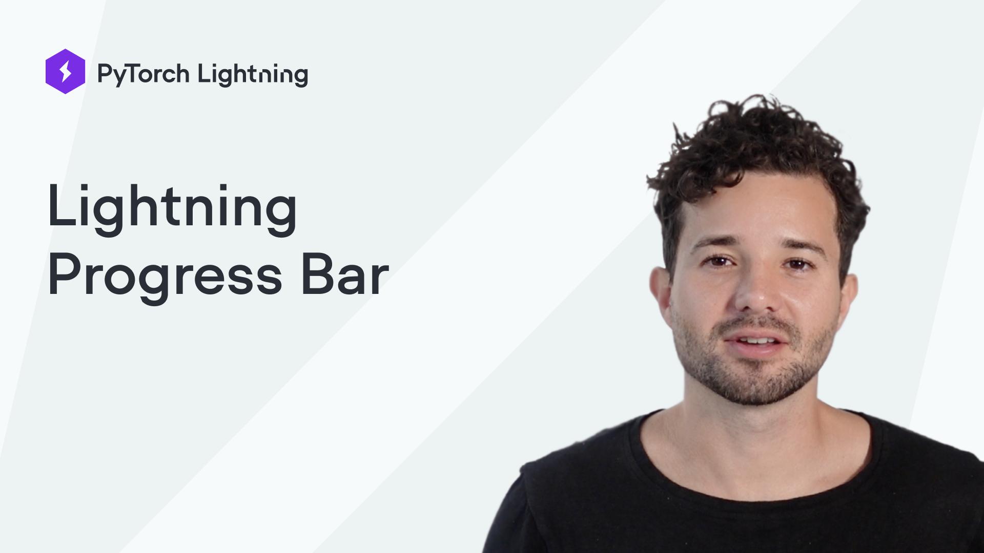 Lightning Progress Bar