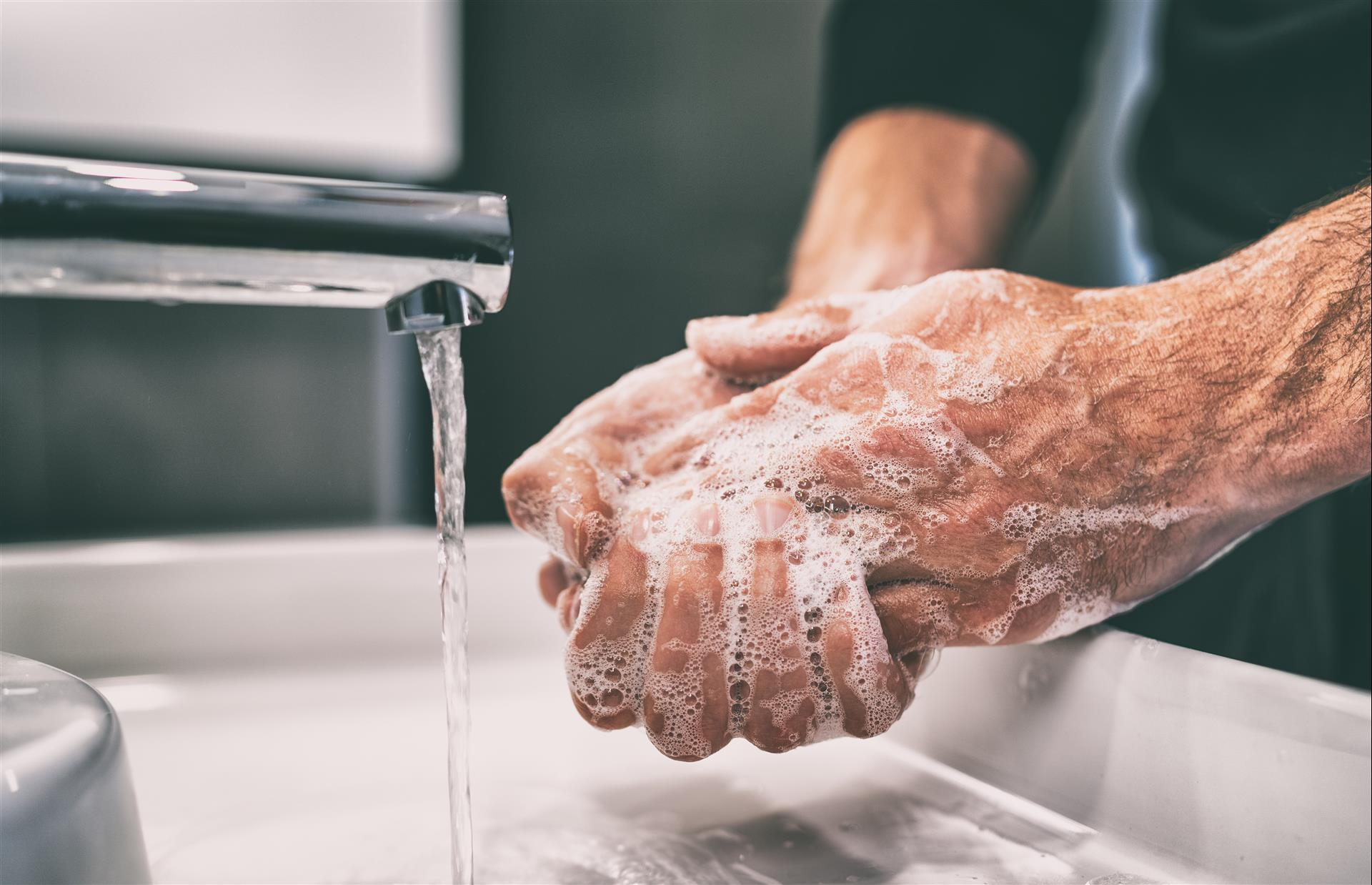 5 TIPS FOR GOOD HAND HYGIENE IN AN ASSISTED LIVING COMMUNITY