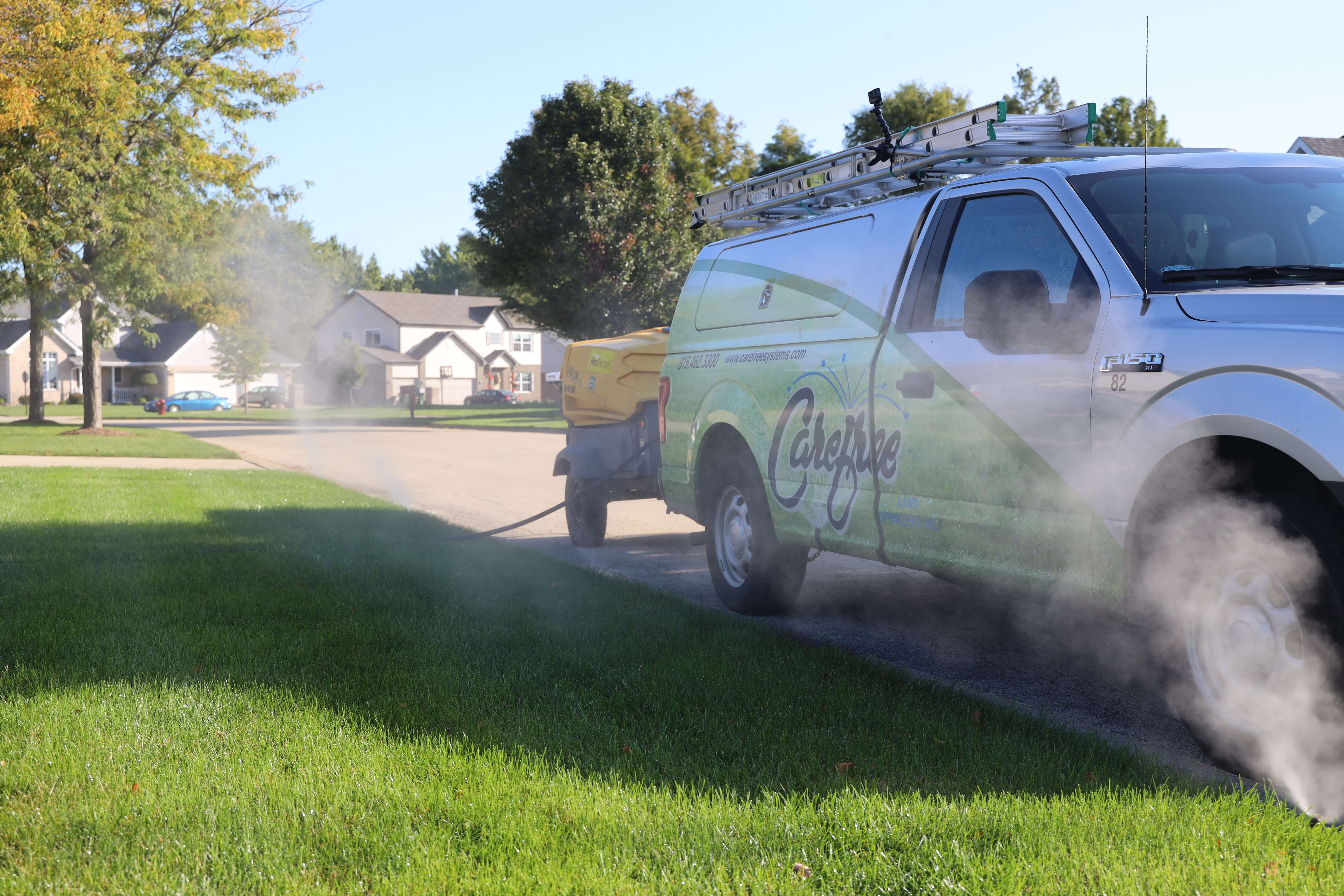 Chicagoland RPZ Testing - Carefree Lawn Sprinklers Inc.