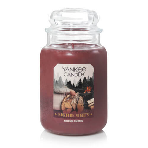 Yankee Candle Autumn Embers