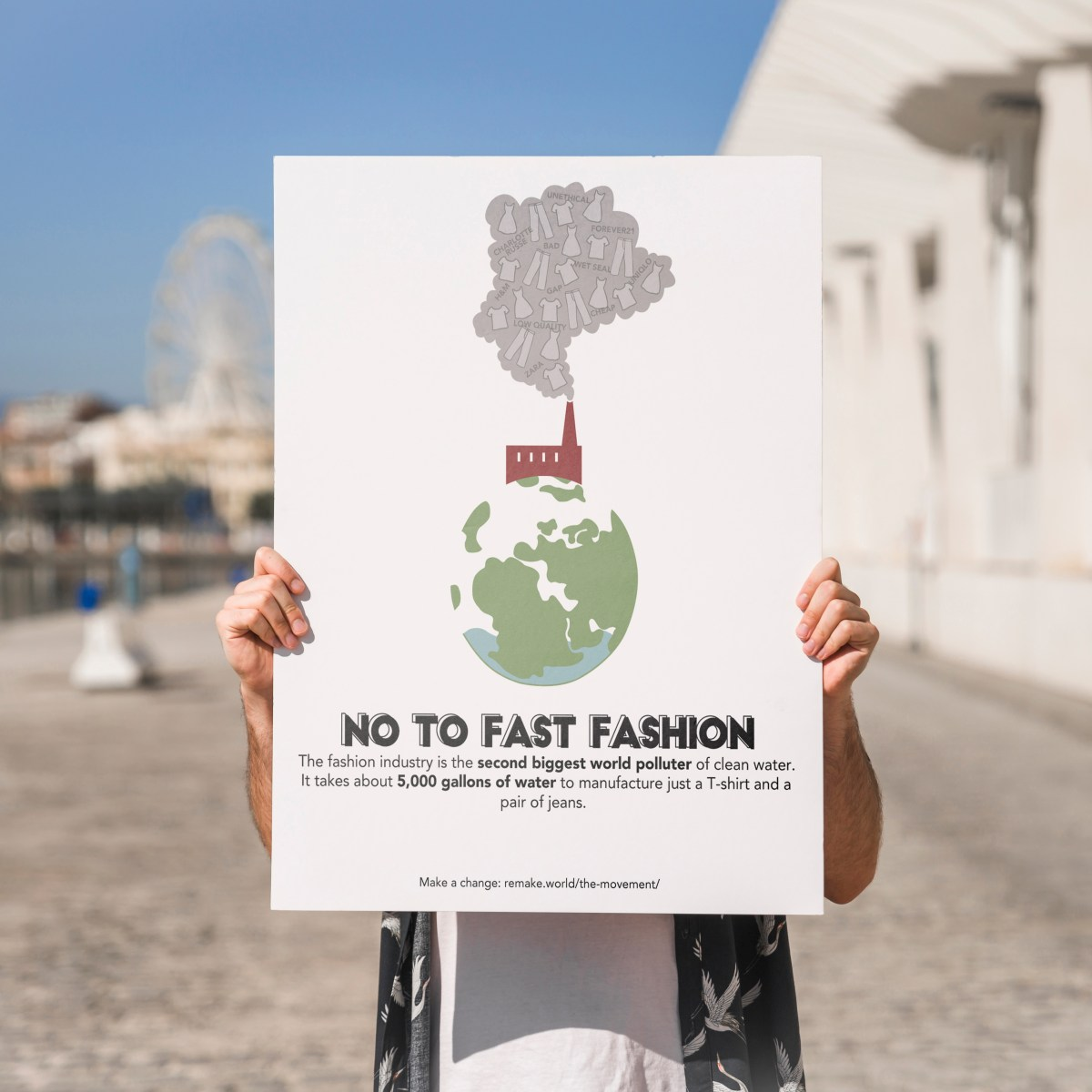 Five Reasons You Should Avoid Fast Fashion