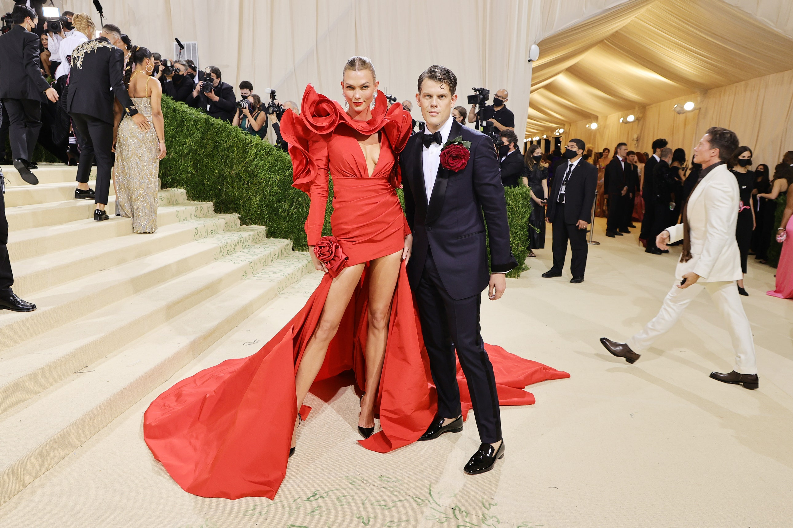 The Met Gala 2021: The Best Fashion and Beauty Looks on the Red Carpet